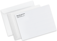 "Picture of 10"" x 13"" Mailing Envelope - Spot Color"