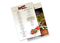 Picture of 11 x 17 Sales Sheets - 2 Sided