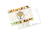 "Picture of 4"" x 6"" Postcards Front & Back"