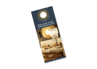Picture of Door Hangers 3 1/2 x 8-1/2 - Front Only
