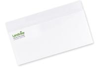 Picture of #10 Black + 1 PMS Spot Color Envelopes - Raised Print