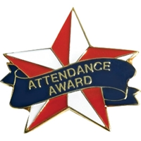Picture of Attendance Pin