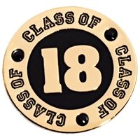 Picture of Class of '18 Pin