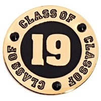 Picture of Class of '19 Pin