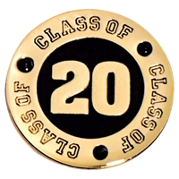 Picture of Class of '20 Pin