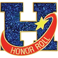 Picture of Honor Roll Pin