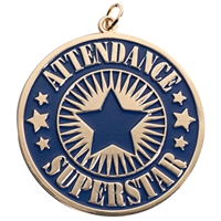 Picture of Attendance Medal