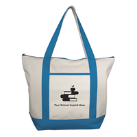 Picture of ZIPPERED TOTE