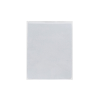 "Picture of Plastic Sleeve Accessory for Banner, 8.5"" x 11"""