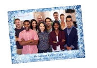 """Picture of 7"""" x 5"""" Holiday Card 11"""