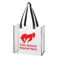 Picture of Clear Reflective Tote Bag